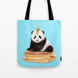 PANCAKE PANDA Tote Bag