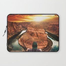 on top of canyonlands Laptop Sleeve