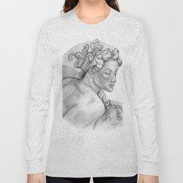 Ignudi Sistine Chapel Long Sleeve T-shirt