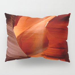 Marvelous Antelope Canyon Colors Pillow Sham