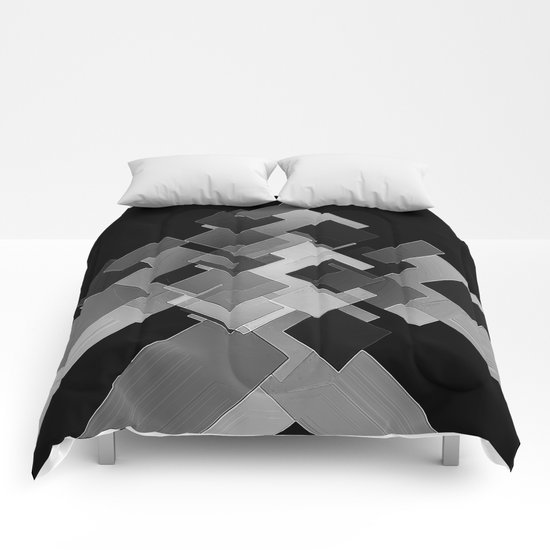 High End Corner Unit Comforters