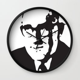 FIM classic Kissinger Wall Clock