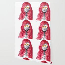 Flower Girl 5 Wallpaper