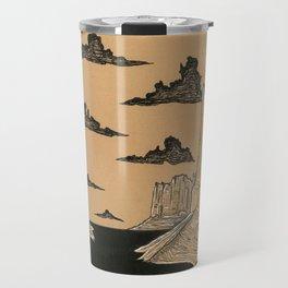 Big Buttes Travel Mug