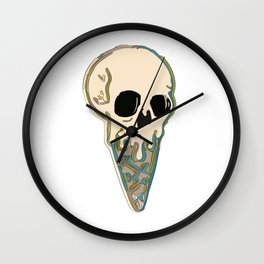 (D)ICE.CREAM Wall Clock