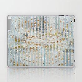 Gold roses Laptop & iPad Skin