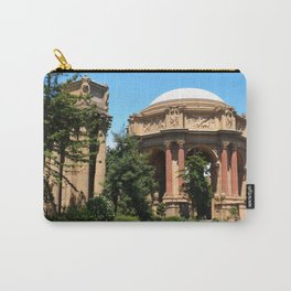 View Over The Lagoone To The Palace Of Fine Arts - San Francisco Carry-All Pouch