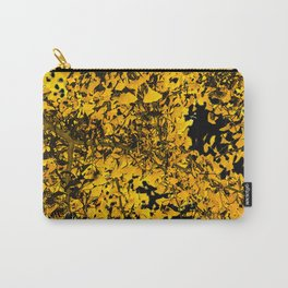 Ginko Leaves In California Carry-All Pouch