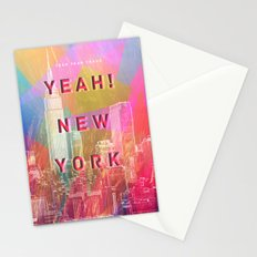 Yeah! New York Stationery Cards