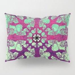 Skullflower / Schädelblume  Pillow Sham