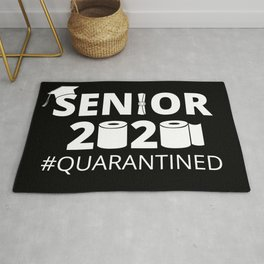 Class of 2020, Senior Year I - Quarantined Rug