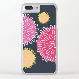 Pincushion Clear iPhone Case