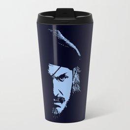 Big Boss (Snake / metal gear solid) Travel Mug