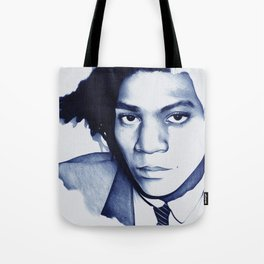 Jean Michel Basquiat Tote Bag