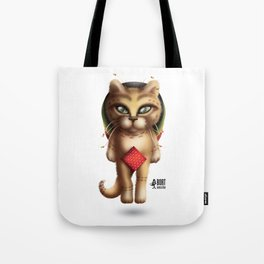 Rastaman Cat Tote Bag