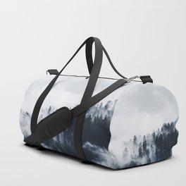 Dark forest Duffle Bag