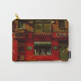 Martin's Grill NYC Carry-All Pouch