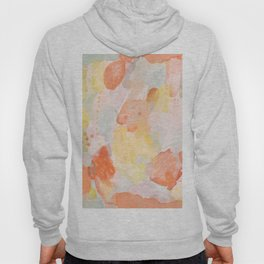 Abstract Watercolor Hoody
