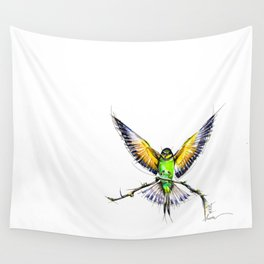 Flying Bird Wall Tapestry