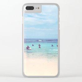 Uluwatu Clear iPhone Case