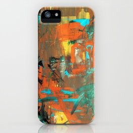 Earth to Dust iPhone Case