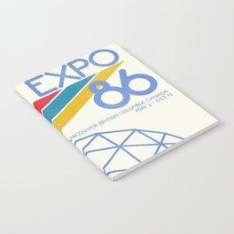 Retro Expo '86 Notebook