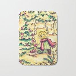 Tristan's Tree Vintage Bath Mat