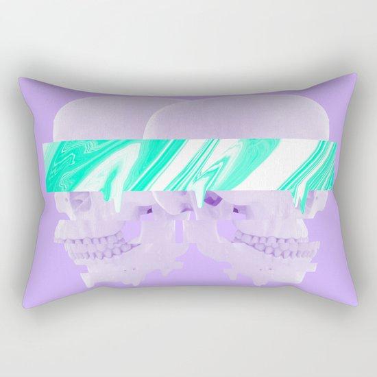 Flicker Rectangular Pillow