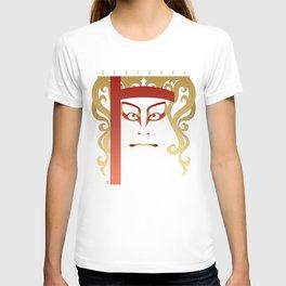 Sukeroku - a Kabuki Portrait T-shirt