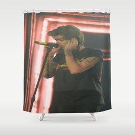 Zayn Malik Shower Curtain