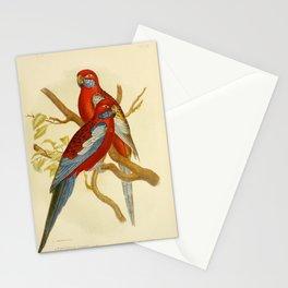 Pennants Parrakeet Adelaide Parrakeet4 Stationery Cards