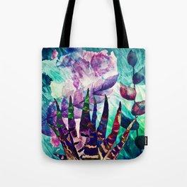 flower lm Tote Bag