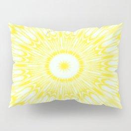 The Sun : Kaleidoscope Mandala Pillow Sham