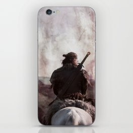 Destiny Is All - Uhtred The Last Kingodm iPhone Skin