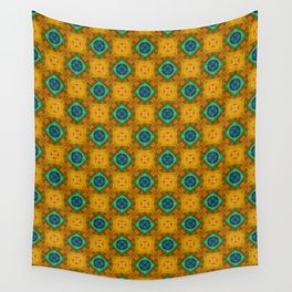 Tryptile 39 (Repeating 2) Wall Tapestry