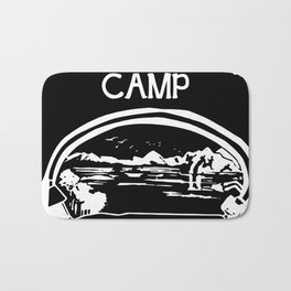 Camp Crystal Lake Counselor Bath Mat