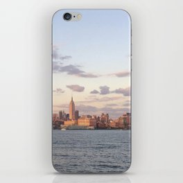Summer's End, NYC iPhone Skin