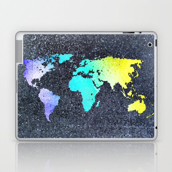 The World Belongs to you Laptop & iPad Skin
