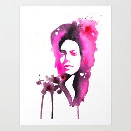 Just Look Art Print