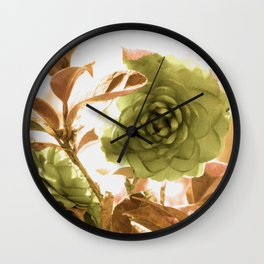 """Lazy Afternoon (ii)"" by ICA PAVON Wall Clock"