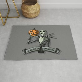 To Trick or Not To Trick Rug