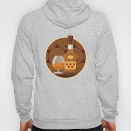 Cognac Hoody