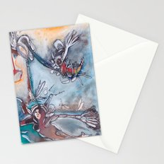 Soul Divers Stationery Cards