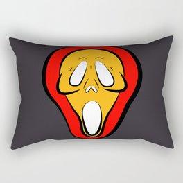 ghostface Rectangular Pillow