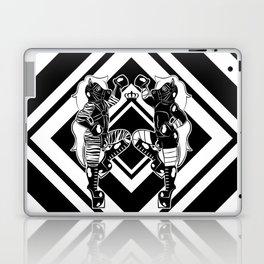 Pony Crest Laptop & iPad Skin