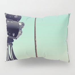 Hollywood Travel poster Pillow Sham