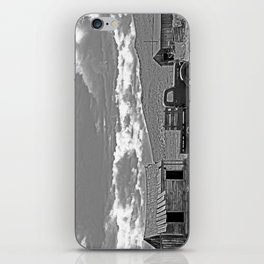 Frozen in Time iPhone Skin