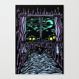 Night Night Canvas Print