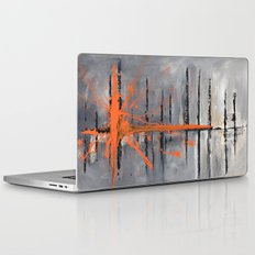 Levels -  (from Original Painting by BruceStanfieldArtist) Laptop & iPad Skin