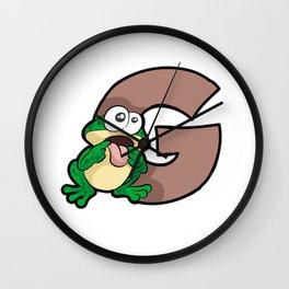 GAGGING Frog BDSM kinky naughty gift Wall Clock